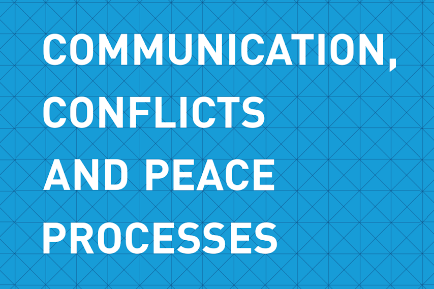 Communication, Conflicts and Peace Processes, Landscape of Knowledge from Asia and the Deep South of Thailand