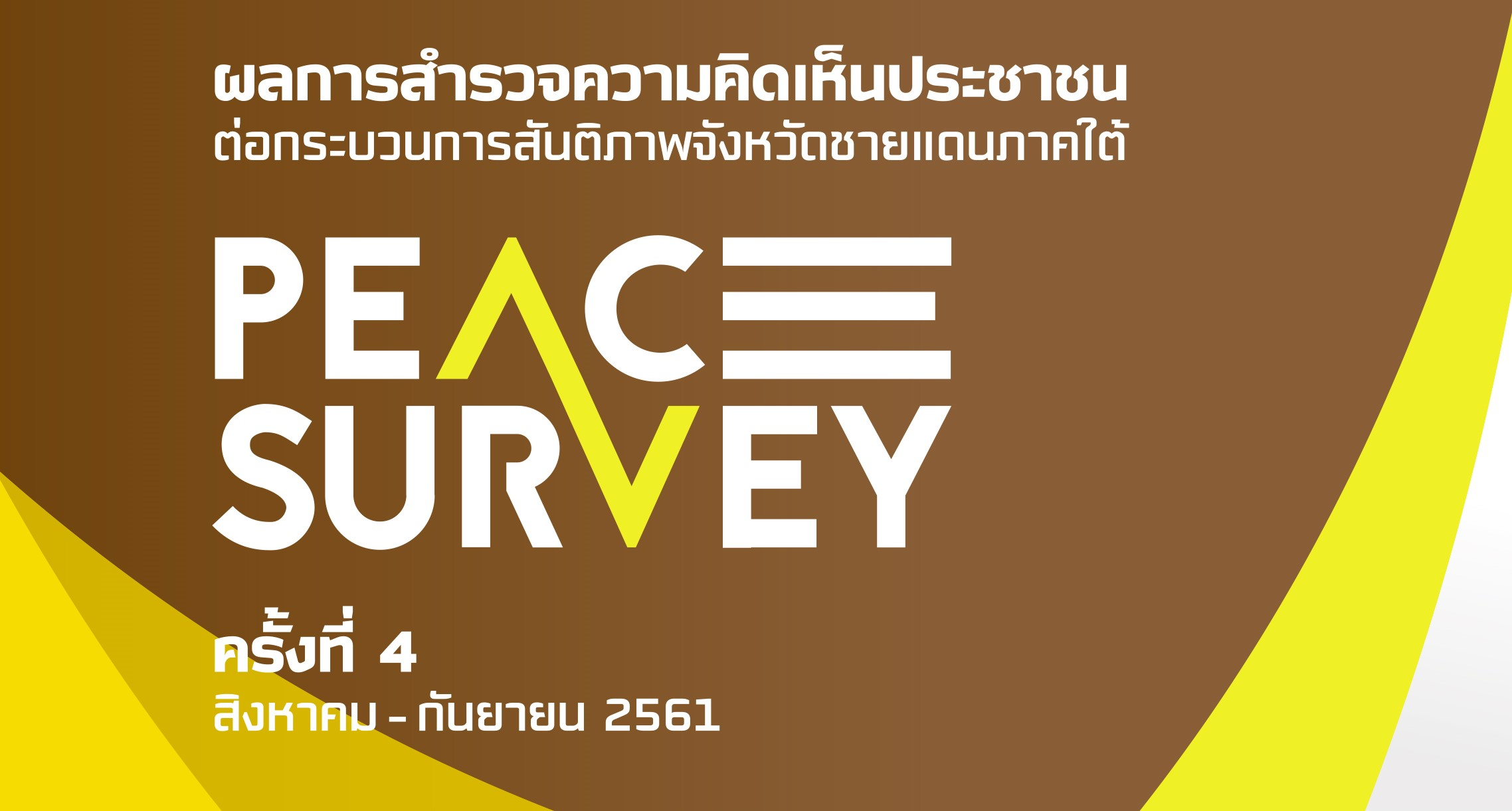 Peace Survey 4